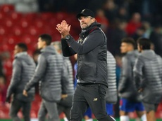 Henderson thriving in advanced role says Klopp