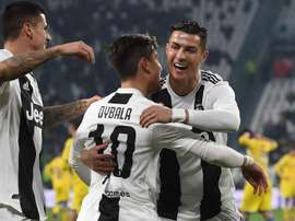 Juventus wins 8th consecutive Serie A title. GOAL