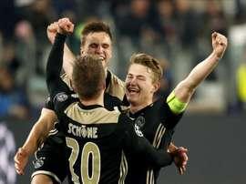 Classificação do Ajax cria confusão no Holandês. Goal