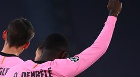 La Juve coule face au Barça et Dembélé. goal