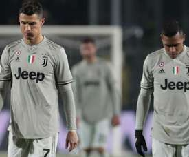 Allegri: They were right to send me off