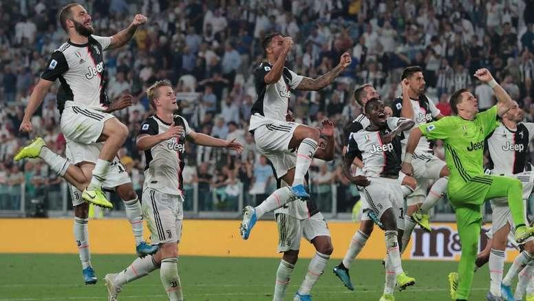 Juventus never give up as Martusciello backs De Ligt