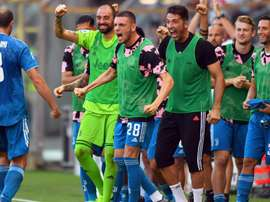 Martusciello: Sarri happy with win
