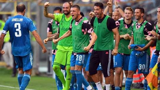 Martusciello: Sarri happy with win
