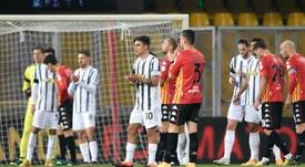 Juve paid tribute. GOAL