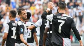 Pjanic e Ronaldo piegano la SPAL. Goal