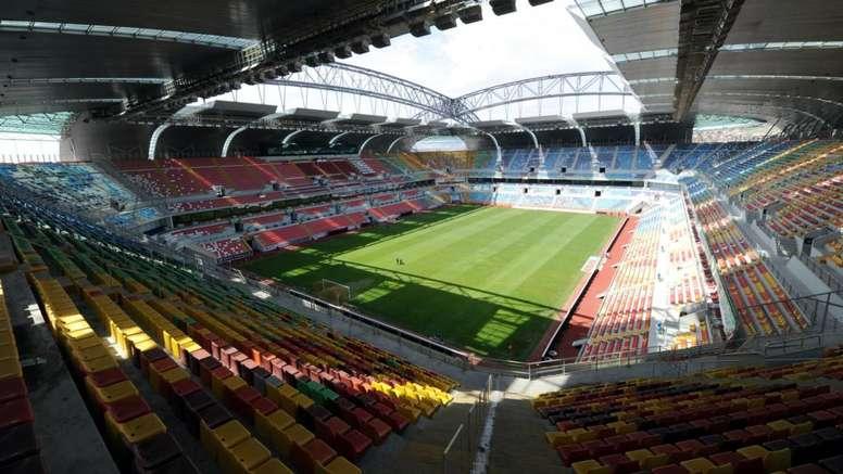 Kadir Has Stadium