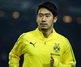 Kagawa could leave Dortmund for LaLiga. GOAL