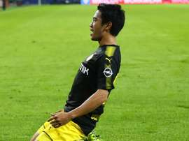 Isak and Kagawa fire BVB to win. Goal