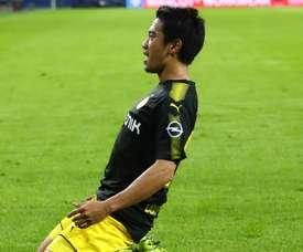 Isak and Kagawa fire BVB to win. Goal
