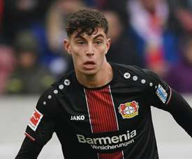 Havertz lives up to the hype, says new Leverkusen signing Sinkgraven. GOAL