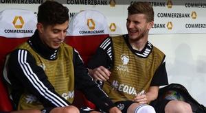 Klopp elogia Werner e Havertz, mas explica por que Liverpool não deve contratá-los