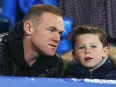 Il figlio della leggenda dello United, Rooney jr.