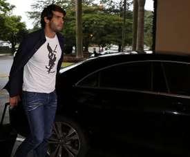 Kaká e São Paulo juntos de novo? Clube ajuda ex-meia nos estudos para ser dirigente. Goal