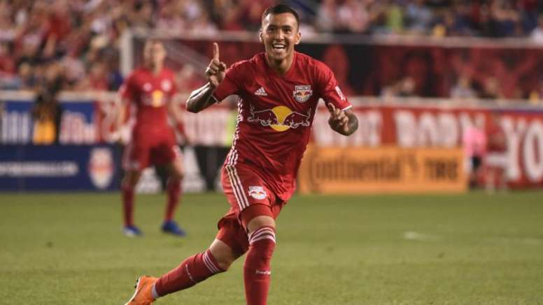 Kaku was the mastermind of the New York Red Bulls' victory over DC United. GOAL