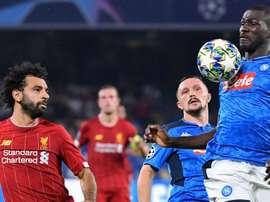 L'ex del Genk 'azzera' il Napoli. Goal