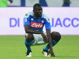 Idrissa Gueye veut voir Kouliably au PSG. GOAL