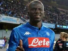 Koulibaly fait partie des 30 nommés pour le Ballon d'Or. Goal
