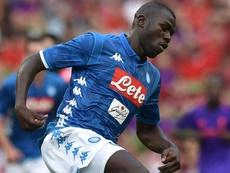 Koulibaly e l'aneddoto sul primo incontro con De Laurentiis. Goal