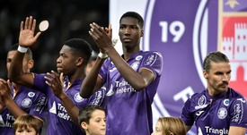 Sidibé évolue à Toulouse. Goal