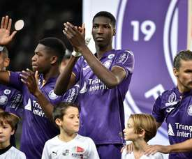 Sidibé évolue à Toulouse. Goal