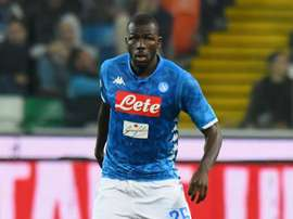 Arsenal investigate alleged racist abuse of Koulibaly. GOAL