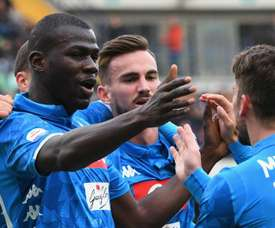 Koulibaly and Milik brought their A game. GOAL