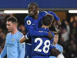 Sarri remains steadfast in his stance that Kante can't operate at the base of his midfield. GOAL