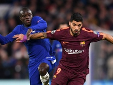 Kante says Chelsea's performance against Barca showed that they can compete with the best. GOAL