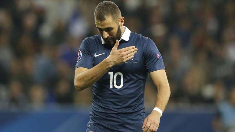 Copa do Mundo  por que Karim Benzema não foi convocado pela França ... 3530031912898