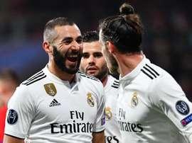 Manita signée Real Madrid. Goal