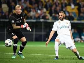 Benzema revient sur son but face à Karius. Goal