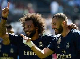 Marcelo estime ne pas avoir besoin d'autre recrue. Goal