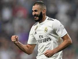 Benzema segue fazendo história no Real. Goal