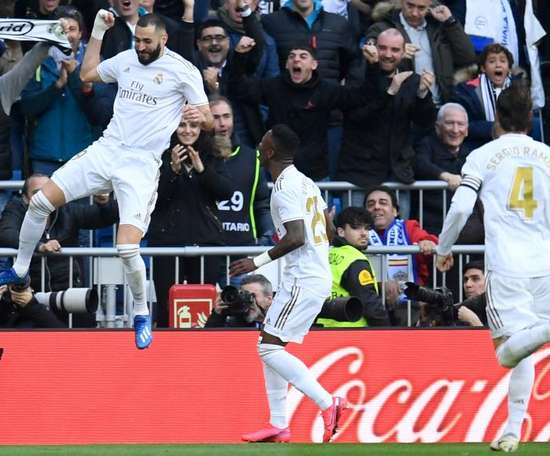 I Blancos vincono il derby. Goal