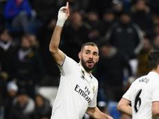 Benzema vive um grande momento, Goal