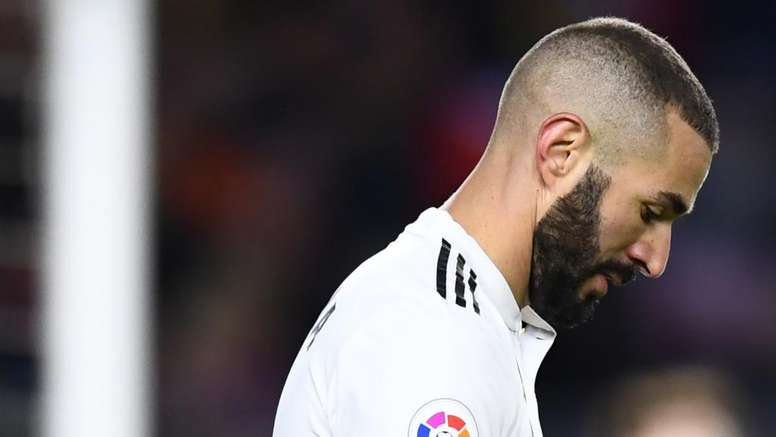 Karim Benzema en a marre. Goal