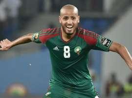 Karim El Ahmadi wants to see trophies. Goal