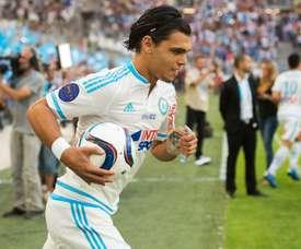 Karim Rekik sous le maillot de Marseille. Goal