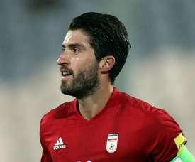 Karim Ansarifard was the sole goalscorer. GOAL
