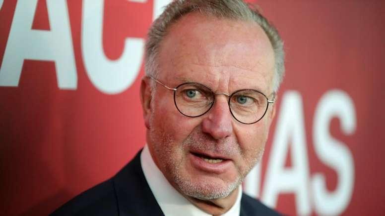 L'ad del Bayern è intervenuto al Festival dello Sport a Trento. Goal