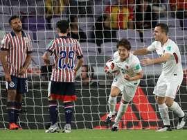 Kashima Antler affrontera le Real. Goal