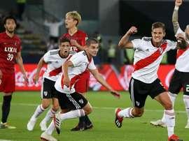 Les Argentins l'ont emporté. Goal