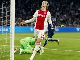 Calciomercato, Dolberg vicino al Nizza: all'Ajax circa 20 milioni di euro. Goal