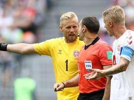 Goleiro da Dinamarca sobre França: 'Vai ser muito difícil'.Goal