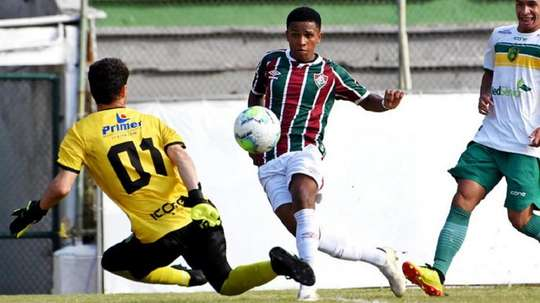 City oferece 10 milhões de euros por jovem dupla do Fluminense. EFE