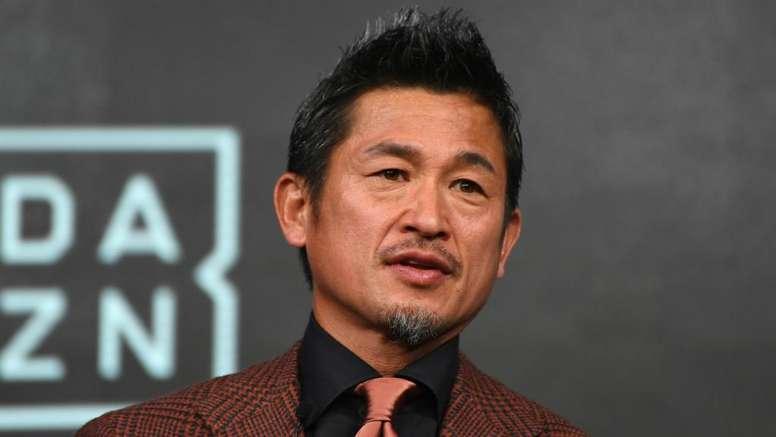 Kazuyoshi Miura.