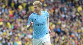 De Bruyne came off the bench to great effect on Saturday. GOAL