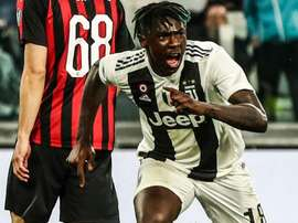 La Juventus s'impose face au Milan AC. Goal