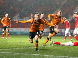 Charlton Athletic 2-2 Hull City: Dramatic Phillips own goal hands Tigers point. AFP